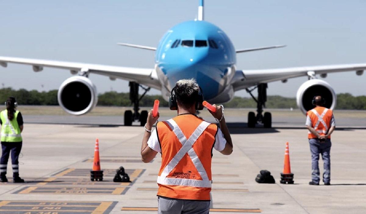 Llegó otro vuelo y Argentina superó las 40 millones de dosis recibidas