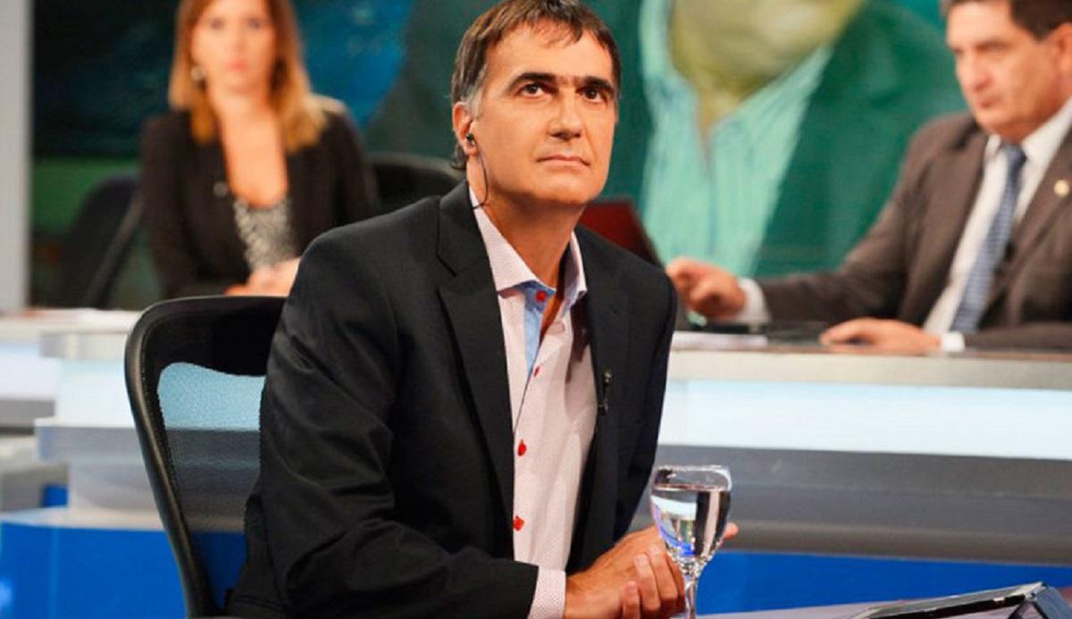 La asombrosa vocación de Antonio Laje lejos de las cámaras de TV