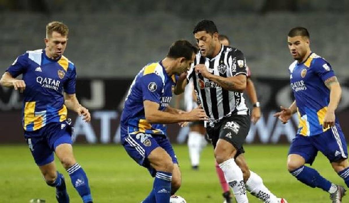 Con polémica, Boca perdió por penales ante Atlético Mineiro y quedó eliminado de la Libertadores