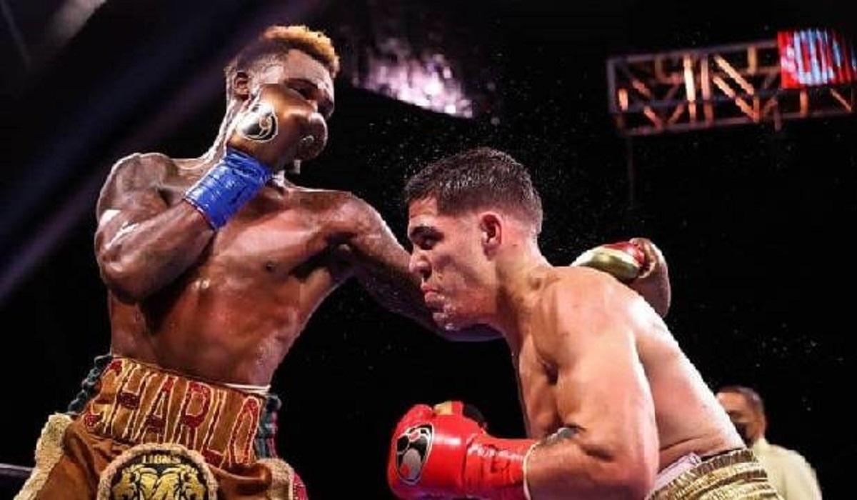 Empate y polémica en la pelea de Brian Castaño ante Jermell Charlo