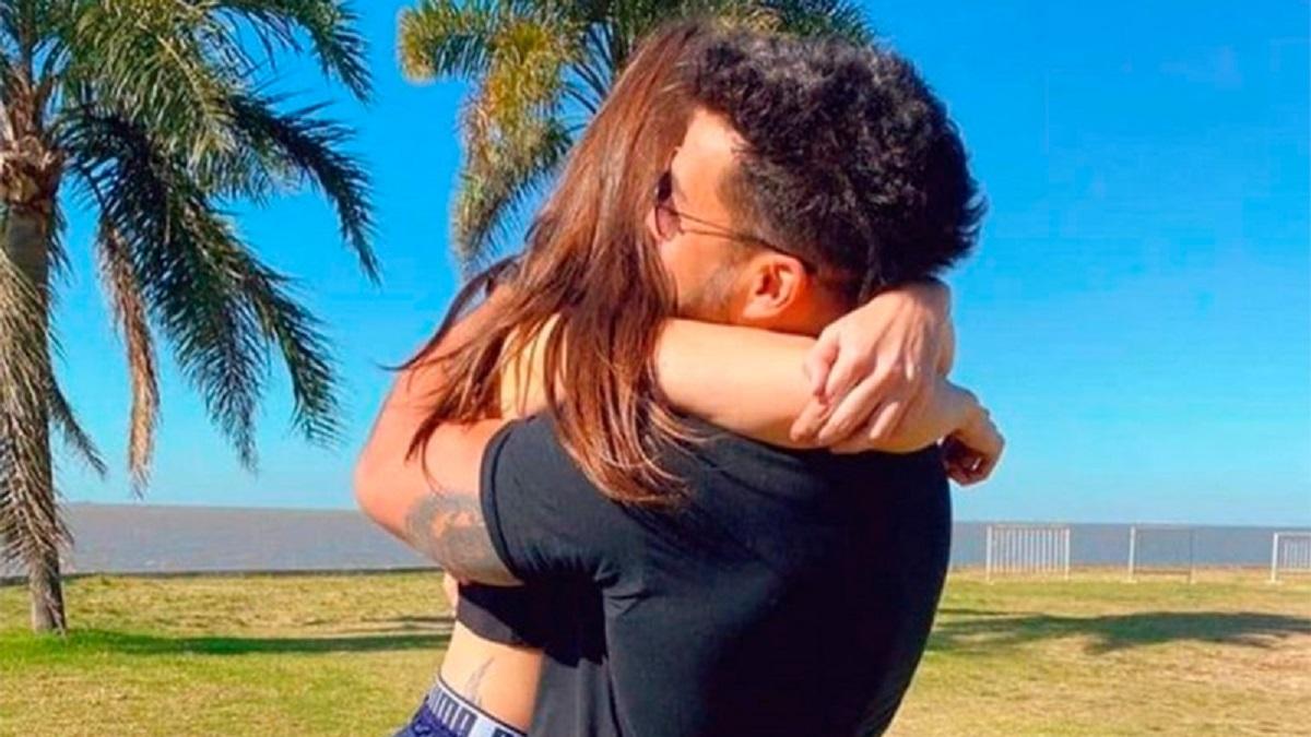 ¿Se acabó el amor? Ivana Nadal y Bruno Siri estarían separados