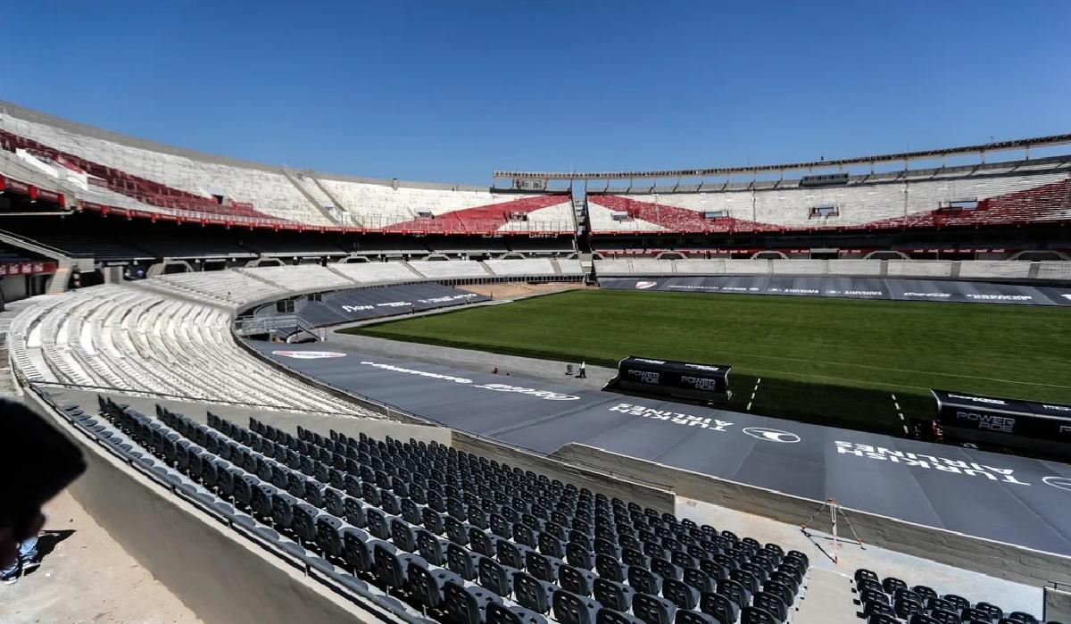 River vuelve al renovado Monumental y enfrenta a Central por la Copa de la Liga